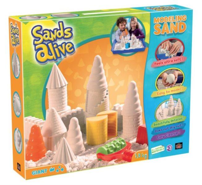 Písek Sand Alive Gigant
