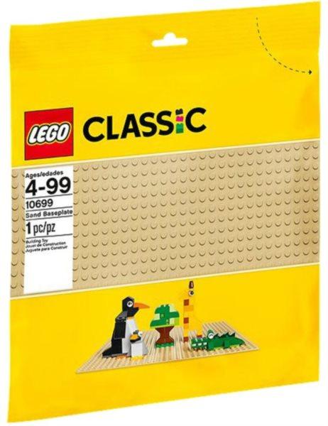 Stavebnice LEGO® Písková podložka na stavění 10699