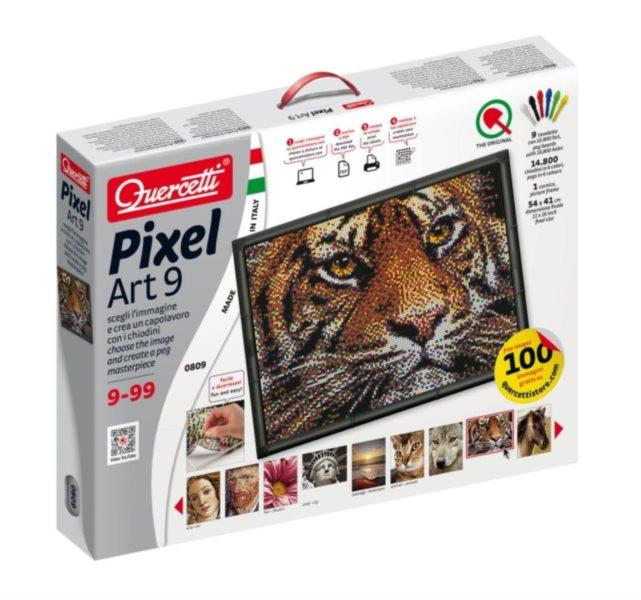 Pixel Art QUERCETTI 14.800 dílků