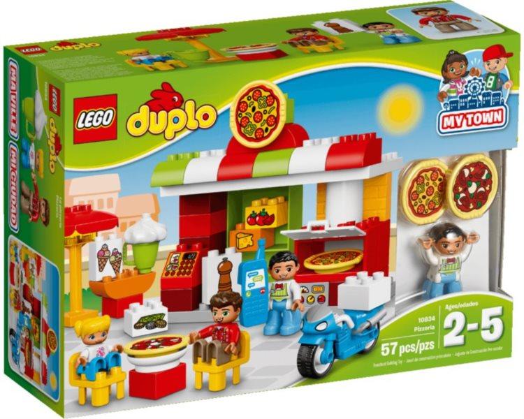 Stavebnice DUPLO® 10834 Pizzerie