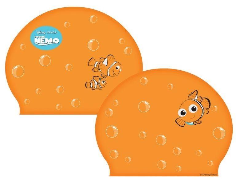 BESTWAY Plavecká koupací čepice dětská Hledá se Nemo