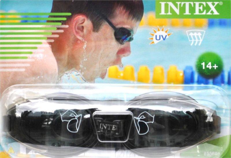 Plavecké brýle - černé, od 14 let