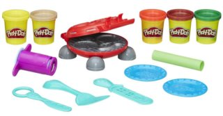 Play-Doh: Burger Barbecue
