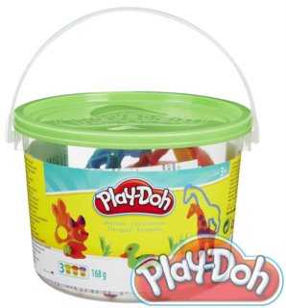 Play-Doh: Mini kyblík - Zvířátka