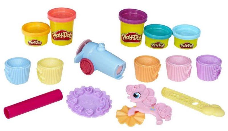 Play-Doh: Pinkie Pie a dortíčková oslava