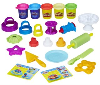 Play-Doh: Set na pečení