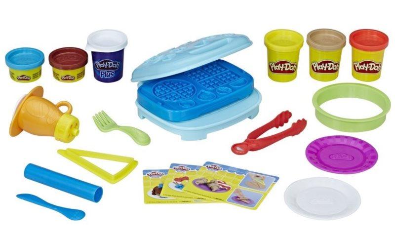 Play-Doh: Snídaňový set