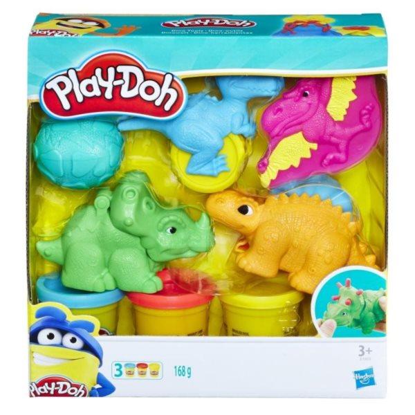 Play-Doh: Vykrajovátka s dinosaury