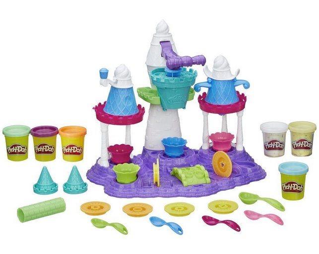 PLAY-DOH: Zmrzlinový palác