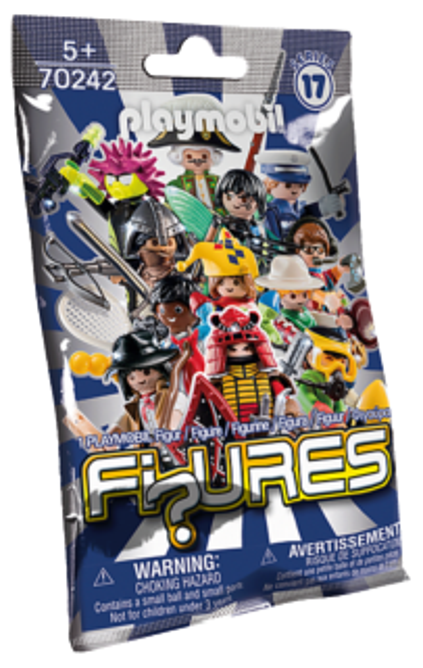 PLAYMOBIL® 70242 Figurky pro kluky (série 17)
