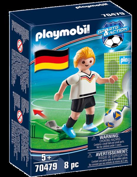 PLAYMOBIL® 70479 Národní hráč Německo