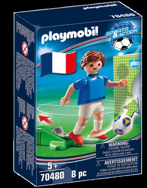 PLAYMOBIL® 70480 Národní hráč Francie