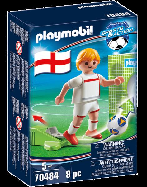 PLAYMOBIL® 70484 Národní hráč Anglie