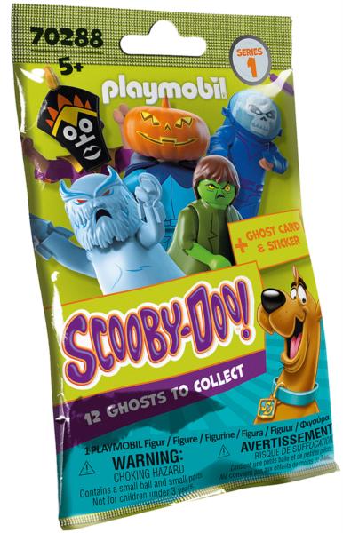 PLAYMOBIL® SCOOBY-DOO! 70288 Mystery Figures (1.série)