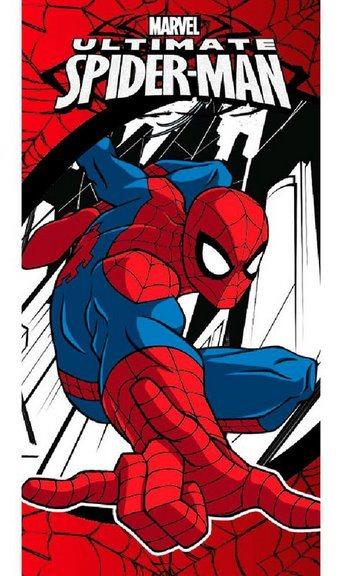 Plážová osuška Spiderman