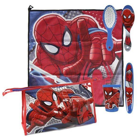 Kosmetický set Spiderman