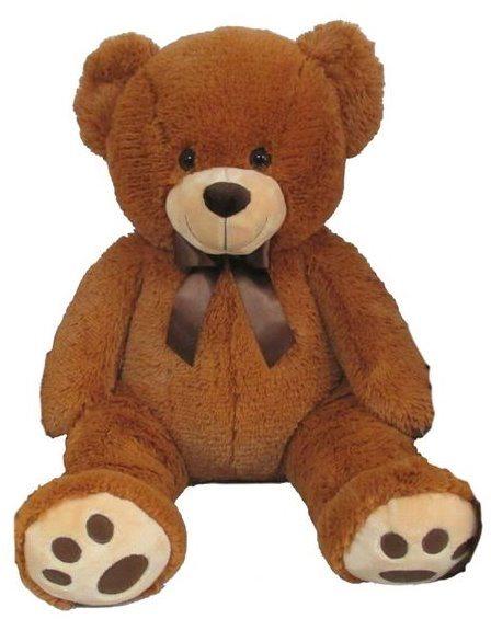 Plyšový medvídek - světle hnědý