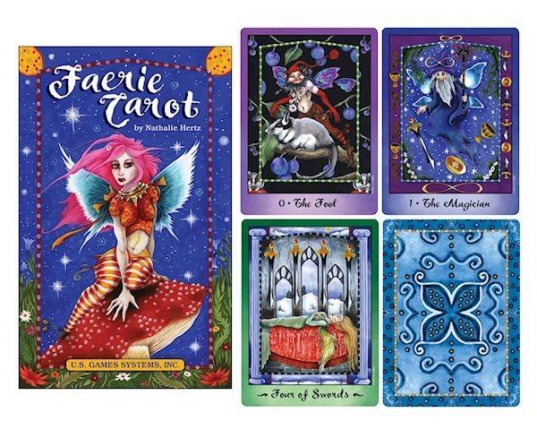 BONAPARTE Faerie tarot - karty