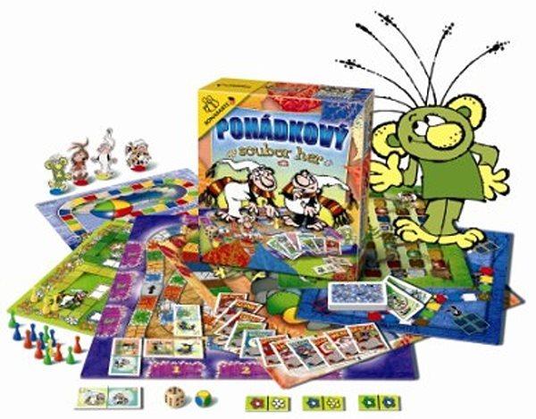 Pohádkový soubor her
