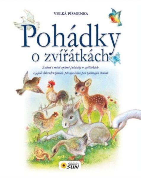 Kniha: Pohádky o zvířátkách, Nakladatelství SUN