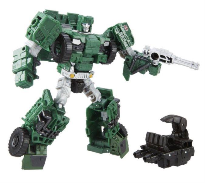 HASBRO Pohyblivý Transformers: Autobot Hound