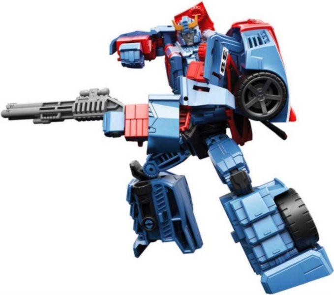 HASBRO Pohyblivý Transformers: Smokescreen