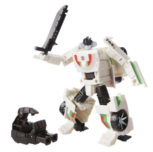 HASBRO Pohyblivý Transformers: Wheeljack