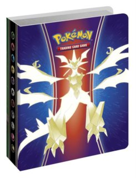 Pokémon: Mini album Forbidden Light + booster