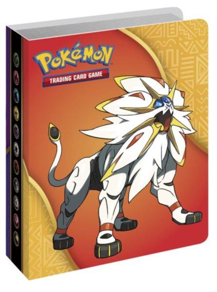 Pokémon: Mini album Sun and Moon + booster