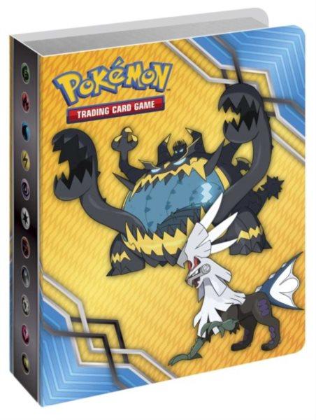 Pokémon: Mini album Sun and Moon - Crimson Invasion + booster