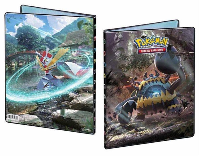 Pokémon: Sběratelské album A4 Sun and Moon - Crimson Invasion