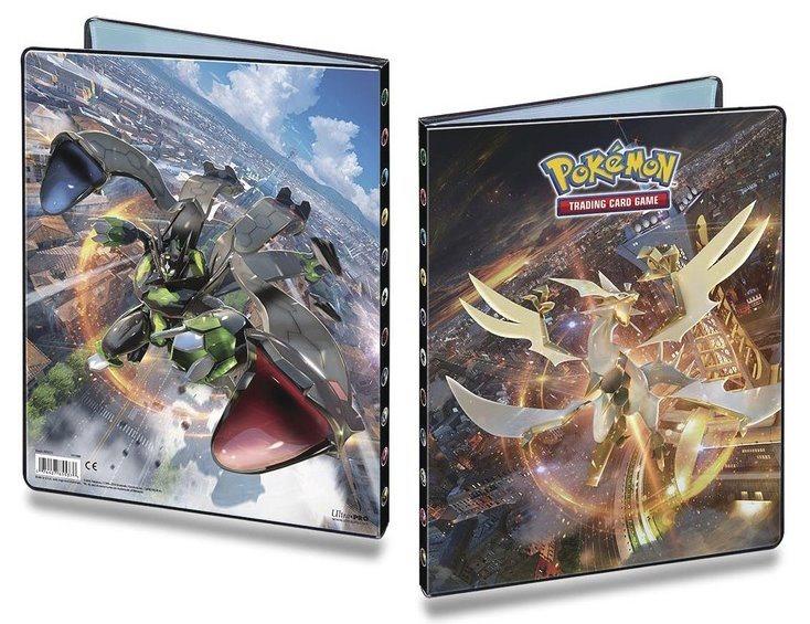 Pokémon: Sběratelské album A4 Forbidden Light na 180 karet