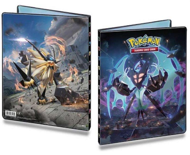 Pokémon: Sběratelské album A4 Ultra Prism na 180 karet