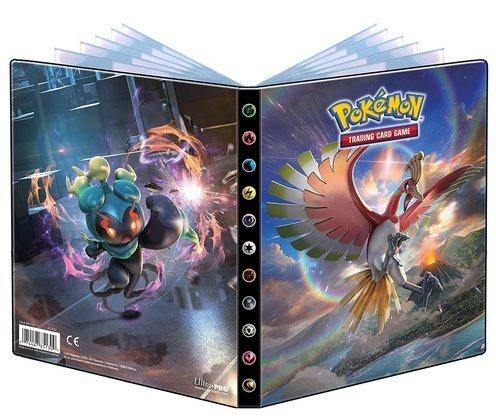 Pokémon: Sběratelské album A5 Sun and Moon - Burning Shadows