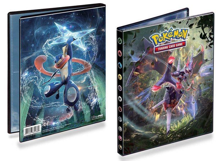 Pokémon: Sběratelské album A5 Forbidden Light na 80 karet