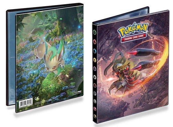 Pokémon: Sběratelské album A5 Ultra Prism na 80 karet