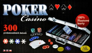 Pokerová sada Poker Casino, ALBI