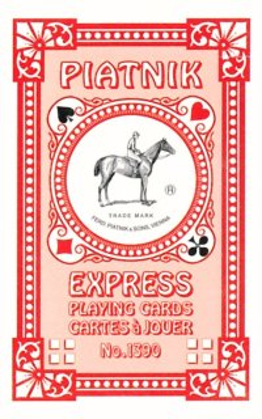 Hrací karty Poker, Bridge - Bridž Express, PIATNIK