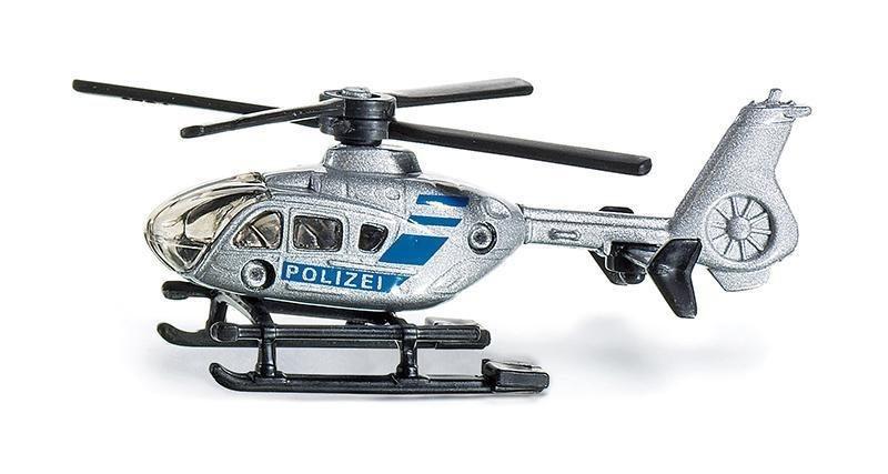 SIKU 0807 Policejní vrtulník