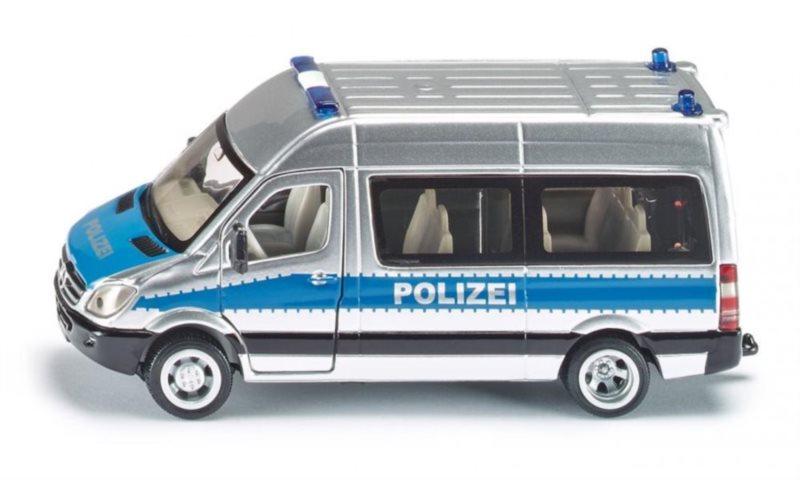 SIKU 2313 Policejní minibus Mercedes (1:50)