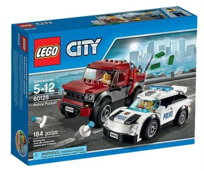 Stavebnice LEGO® City 60128 Policejní honička