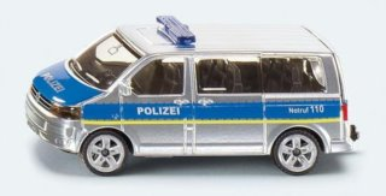 SIKU 1350 Policejní minibus