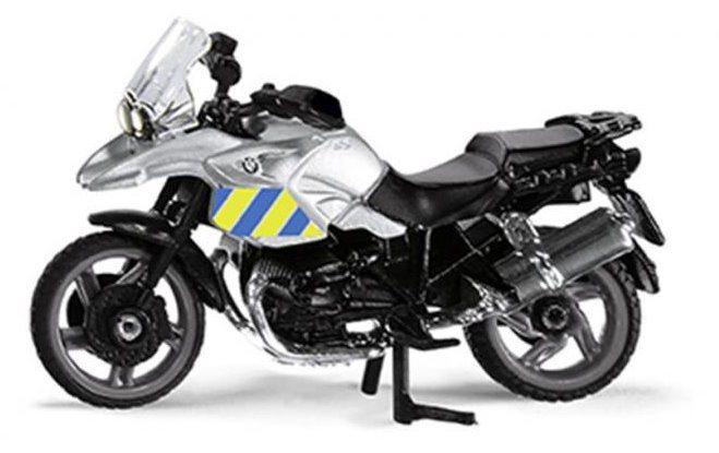 SIKU Policejní motorka ČR