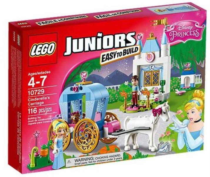 LEGO® Disney Juniors 10729 Popelčin kočár