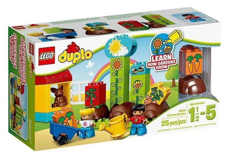 LEGO DUPLO® 10819 Moje první zahrádka