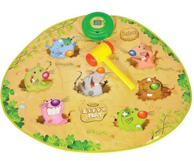 poškozený obal: Dětská hra Plácni zvířátko