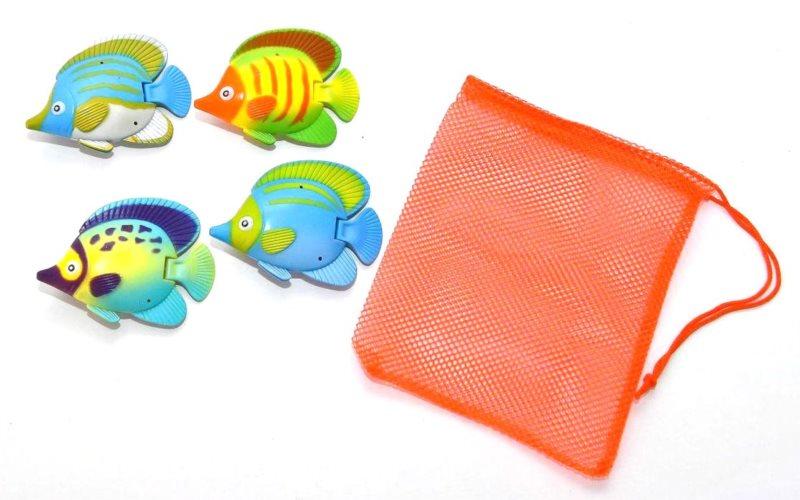 MAC TOYS Potápěcí rybičky