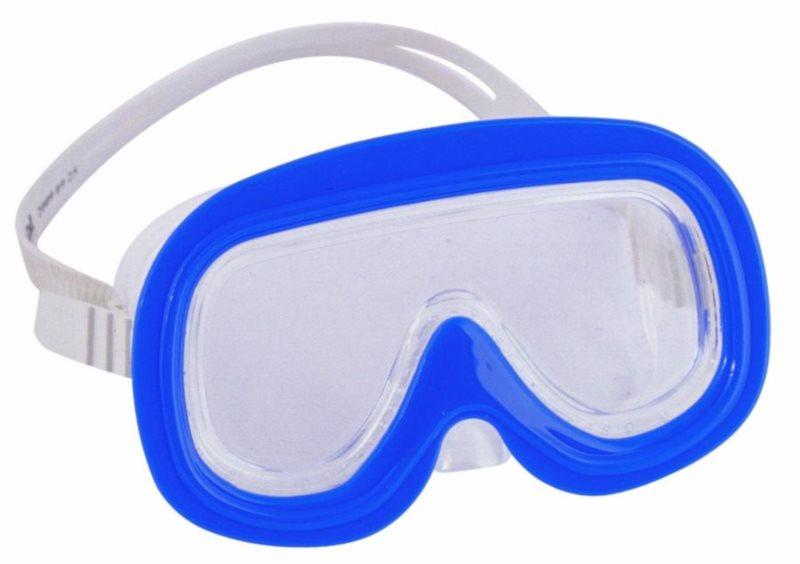BESTWAY Potápěčské brýle - Modré, 3-6 let