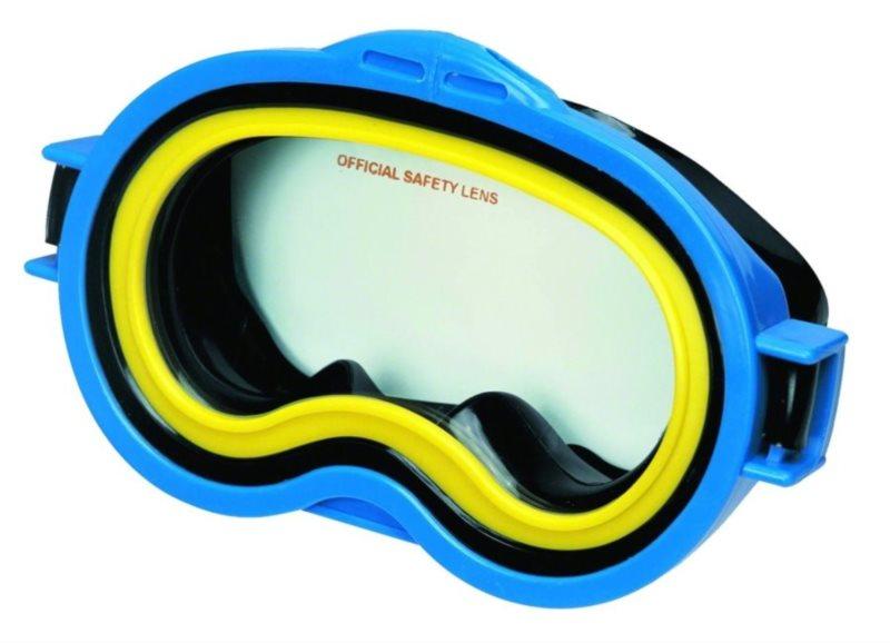 INTEX Potápěčské brýle - jednozorníkové, modré, od 8 let