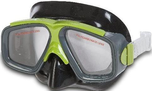 INTEX Potápěčské brýle - dvouzorníkové, zelené, od 8 let